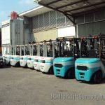 Jual Forklift 10
