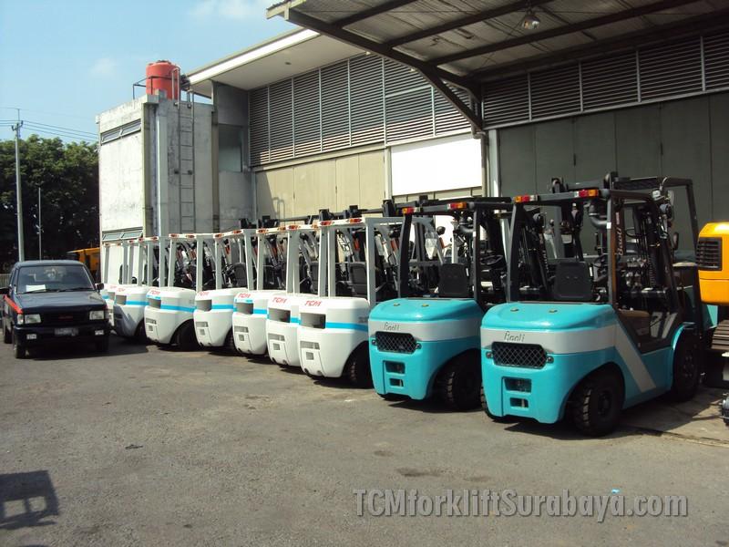 Jual Forklift TCM