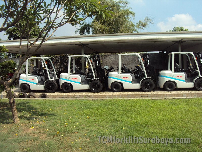 Forklift TCM Murah