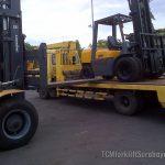 Jual Forklift FD 35 C9 VM 500