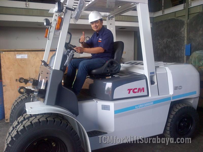 Jual Forklift Surabaya